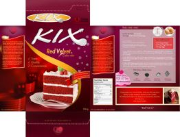 KIX Packaging by Tracy477
