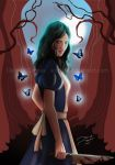 Morpho Queen - Alice Madness Returns by soletine