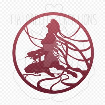 Decal - Ghost In The Shell - Major Matoko Wired by TiaLorelei