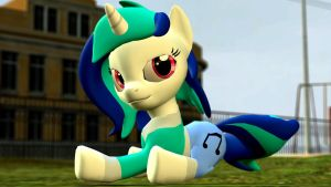 Vinyl Scratch 'Girl's Night Out' Outfit by Legoguy9875