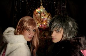 Christmas Final Fantasy XIII 3 by neko-tin