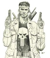 Punisher by JesusFood