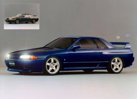 Nissan Skyline by miracle411