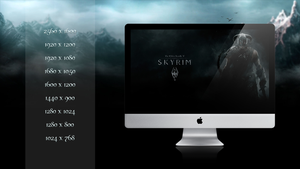 SKYRIM wallpapers by Draganja