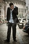Shooting in the Eternal City by OttoMarzo