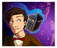 Doctor Who - B'day Gift by Tomycase