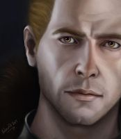 Cullen Rutherford by Teshayel