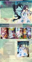 Colored Dreams Artbook Order by Eternal-S