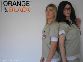 Litchfield Inmates by Rinaca-Cosplay