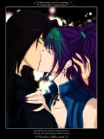 One Love-Vampires in a Kiss by Orchidias