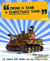 A CHRISTMAS tank! -Pt.3 by wingsofwrath