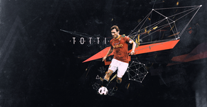 Francesco Totti - King Supreme - largeART by magic7-GFX