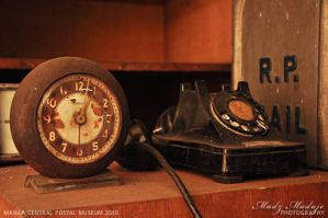 rusty time by powerbuffy