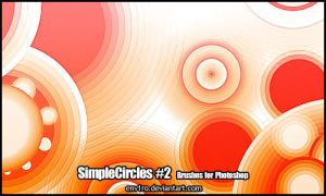 Simple Circles II by env1ro