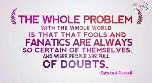 Fanatics and the doubtful. by BABA-T