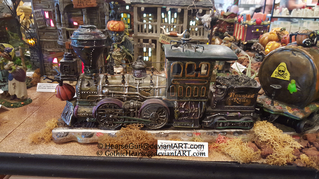 Halloween Engine Side by HearseQueen