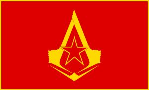 Flag of the Russian Assassins by RedRich1917