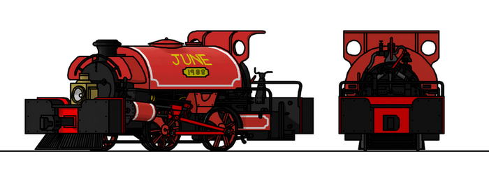 June the New Build American Neilson Engine by Plokman626