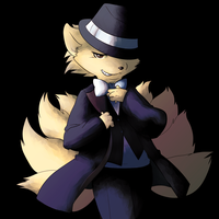 Suit and tie by MasaBear