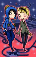 Craig-and-Tweek by Nikki-o (Colored) by edenfire57