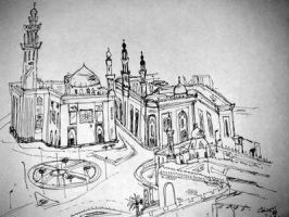 Cairo Sketched by operian