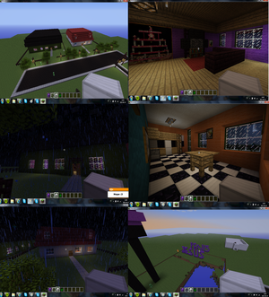What I've Been Working With In MineCraft :3 by PolisBil