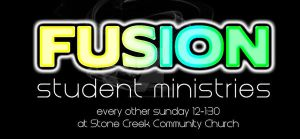 Fusion Student Ministries Logo by JeremyHovan81