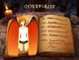 Aiden-OTHERWORLDE app by ravenwings52