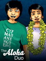 The Aloha Duo by danum