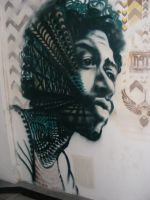 Gil Scott Heron by n4t4