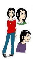 character studies by LadyGawain