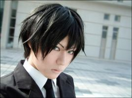 Kyoya Hibari After 10 Years 6 by omiyalotus