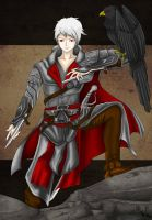 Prussia the Assassin by Saphira6666