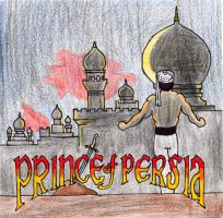 prince of persia by ragrala
