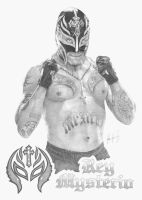 Rey Mysterio 2011 by Lucas-21