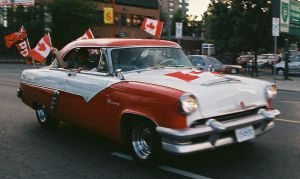 Canada Day Mobile by BenoitAubry