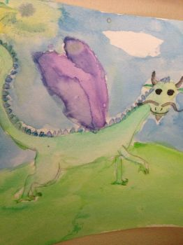 Roscos dragon by CookeTwins