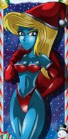 Smurfette Poses 42 by XJKenny