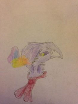 An old drawing of virus by Hershel78083