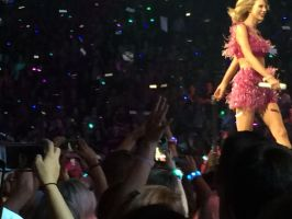 Taylor Swift Concert Nashville Tennessee 08 by FullMoonMaster