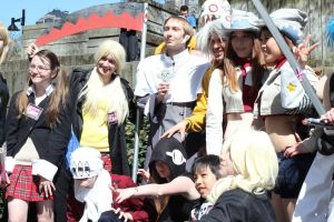 Mass Soul Eater shot by Aether-Shadow