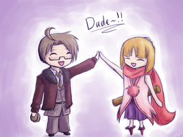 Dude~! by TheDogzLife