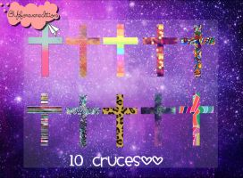 cruces png by foreverbtr