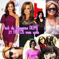 Pack Demi Lovato : PEDIDO by StarFran