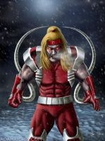 Omega Red by AdamRiches