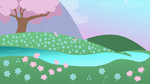 Peaceful Background by Lost-in-Equestria