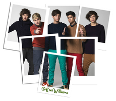 One Direction Png by KoniWilliams