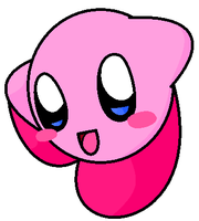 LOOK IT'S KIRBY by PuffballArtist