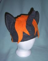 Ginger hat-new ears by Wolferahm