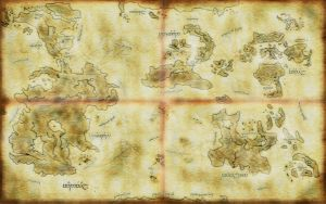 Map of Vardevail by CaptainFearney